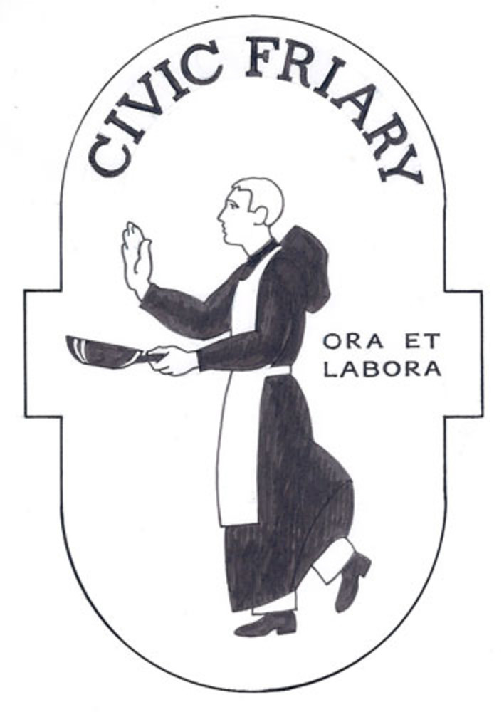Civic Friary - Ora et Labora